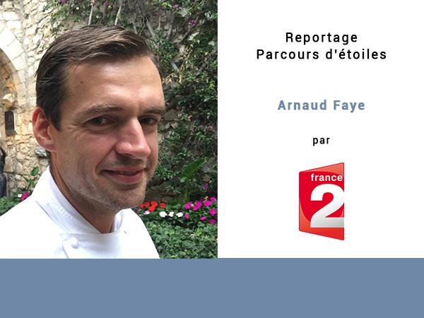 Arnaud faye France 2