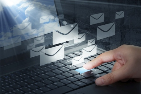 courrier electronique