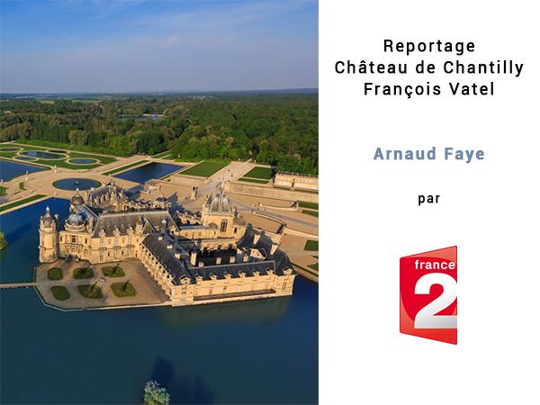 Arnaud faye Chantilly