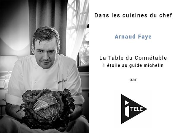 Arnaud Faye Itélé