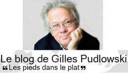 Gilles Pudlowski Chèvre d'Or